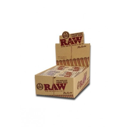 'RAW' 'Perfecto' Pre-Rolled Cone Tips