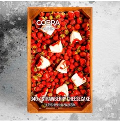Cobra Virgin Strawberry Cheesecake