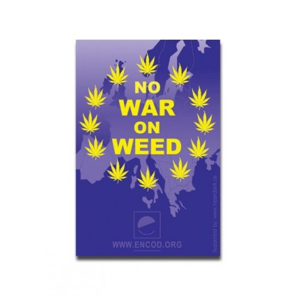 Kotikesed zip lukkuga No War On Weed