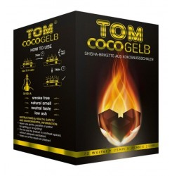 Tom Coco Yellow C25 1kg 72tk