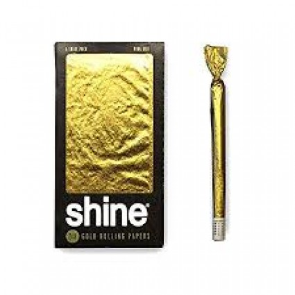 24k Gold King Size Paber