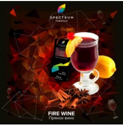 Spectrum Fire Wine Hard Line