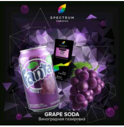 Spectrum Grape Soda Hard Line