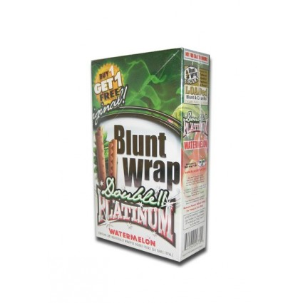 BLUNT WRAP PLATINUM WATERMELON