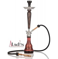 Aladin Nomad Red Black