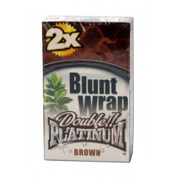 Bluntid Platinum Brown