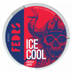 SNUS FEDRS ICE COOL RED BULL PREMIUM TASTE