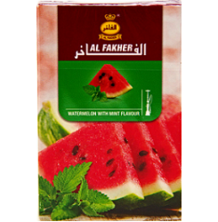 Vesipiibu Tubakas Al Fakher Watermelon With Mint