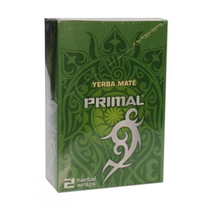 'Primal' Herbal Wraps 'Yerba Mate'