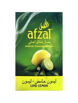 Afzal Lime Lemon 50g