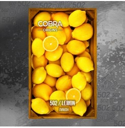 Cobra Origins Lemon