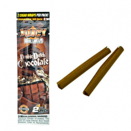 Juicy J Chocolate Bluntid 2tk