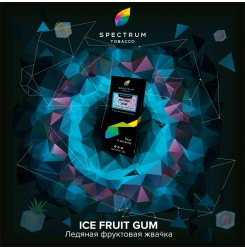 Spectrum Ice Fruit Gum Hard Line