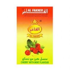 AL FAKHER CHERRY WITH MINT VESIPIIBU TUBAKAS